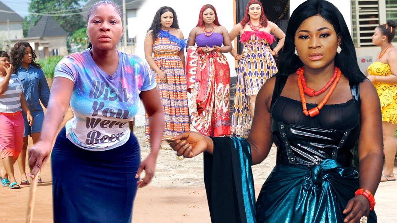 Download The Poor Blind Girl That Became The Princess - FULL MOVIE'' Destiny Etiko 2020 Latest Nigerian Movie
