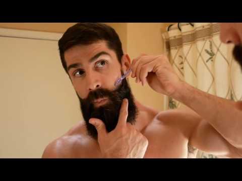 Danzbeard Beard-scaping, How to clean up your beard 101