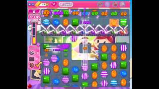Candy Crush Saga Level 1088 no Booster