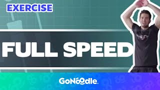 Full Speed - Fresh Start Fitness | GoNoodle