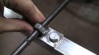DIY Steel CNC Machine Scarab Mark I