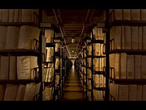 The Vatican Archives Revealed [Extraterrestrial]