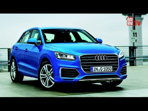 Audi Q Hipster SUV Von Audi YouTube - Audi q1