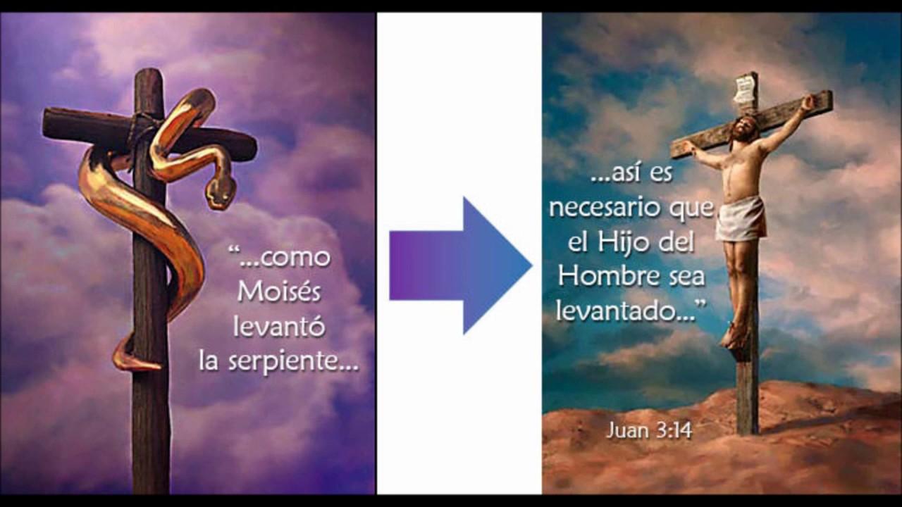 El símbolo de la serpiente desmiente la expiación limitada | Juan 3:14-15