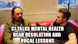 Thy Art Is Murder's CJ Talks Mental Health, Singing, and Dear Desolation