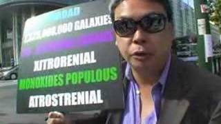Frank Chu dropping knowledge