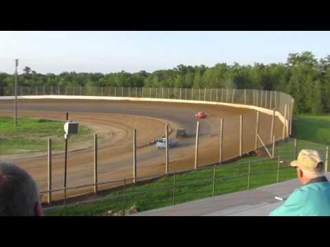 Eagle Valley Speedway July 13, 2014 Hornet Heat 1