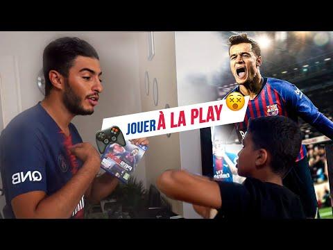JOUER À LA PLAY : PES2019 - FAHD EL