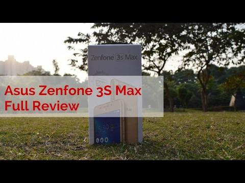 Asus Zenfone 3s Max Review Videos