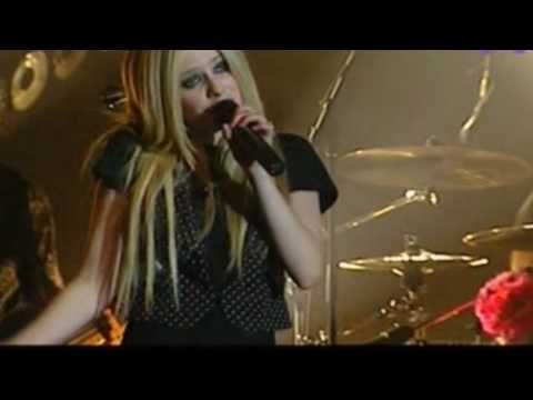 Avril Lavigne I Don't Have To Try Paris