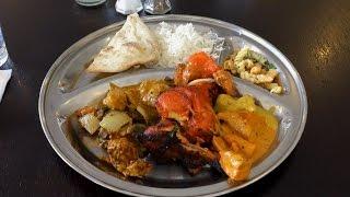Mayuri Indian Cuisine Lunch Buffet Review