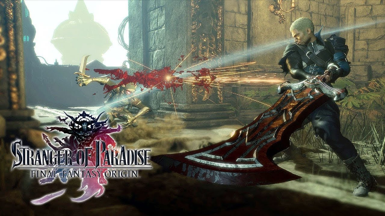 Stranger Of Paradise Final Fantasy Origins Trial Edition Ps5 Gameplay Youtube