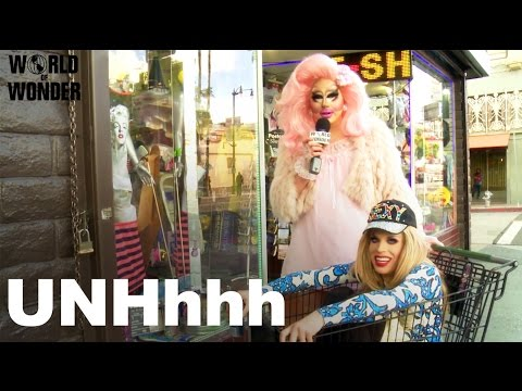 "UNHhhh ep 9: ""Hollywood Blvd"" with Trixie Mattel & Katya Zamolodchikova"