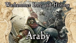 Video Warhammer Lore And History: Araby download MP3, 3GP, MP4, WEBM, AVI, FLV Agustus 2018