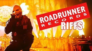 The 8 Greatest Roadrunner Records Metal Guitar Riffs Of All Time!