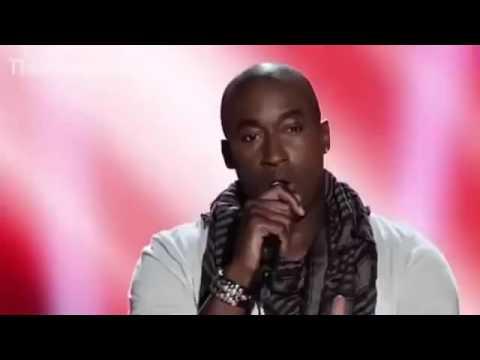 Jermaine Paul - The Voice Blind Audition