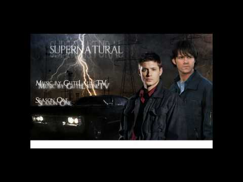 Supernatural Music - S01E01, Pilot - Song 5: Back in Black - ACDC