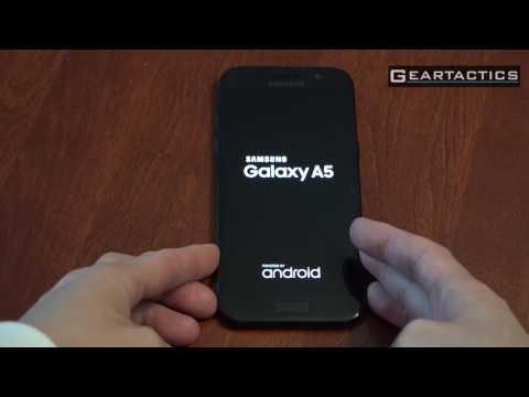 Samsung Galaxy A5 2017 Review Canada - GearTactics