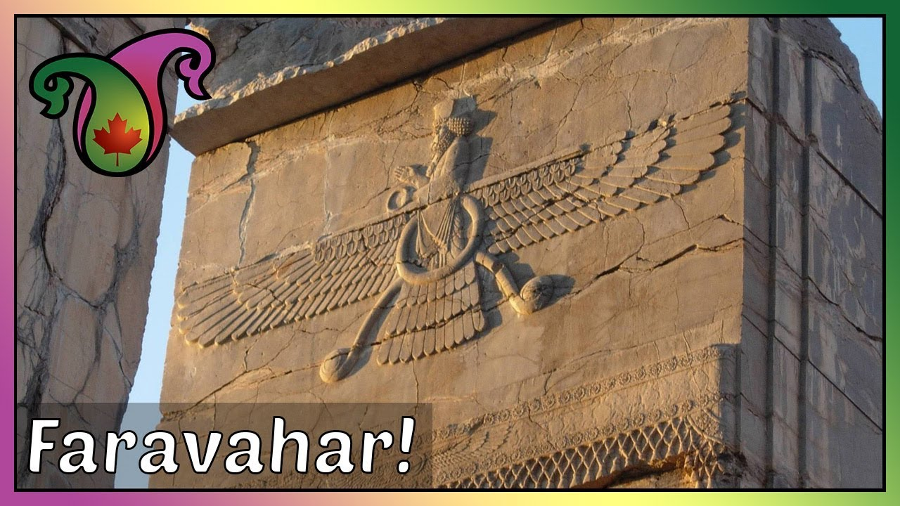 What Does The Faravahar Stand For Youtube
