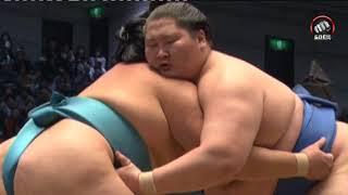 Мартовский турнир по Сумо 2016, 1-3 дни Хару Басё Осака  Haru Basho Osaka