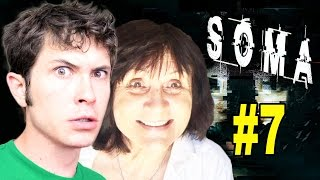 Toby's Mom Plays SOMA #7