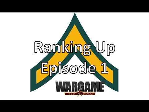 Wargame Red Dragon - Ranking Up - 01