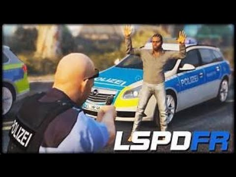 Grass Gefährliche Einsätze In Den Bergen - Sarocesch Auf Streife LSPDFR GTA 5
