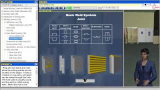 Virtual Welding - Welding Symbols