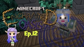 """NEUTRAL NEXUS"" Minecraft Enchanted Oasis Ep 12"