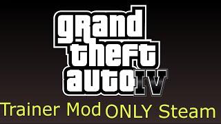 Grand Theft Auto IV - Trainer Mod installieren [GERMAN/DEUTSCH] (Auch ohne Steam möglich!)