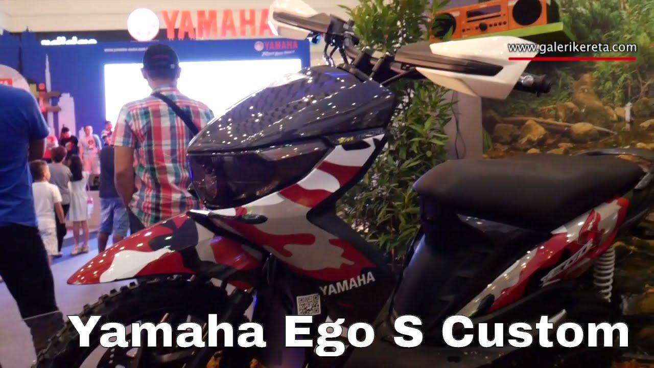Yamaha ego s ymjet fi