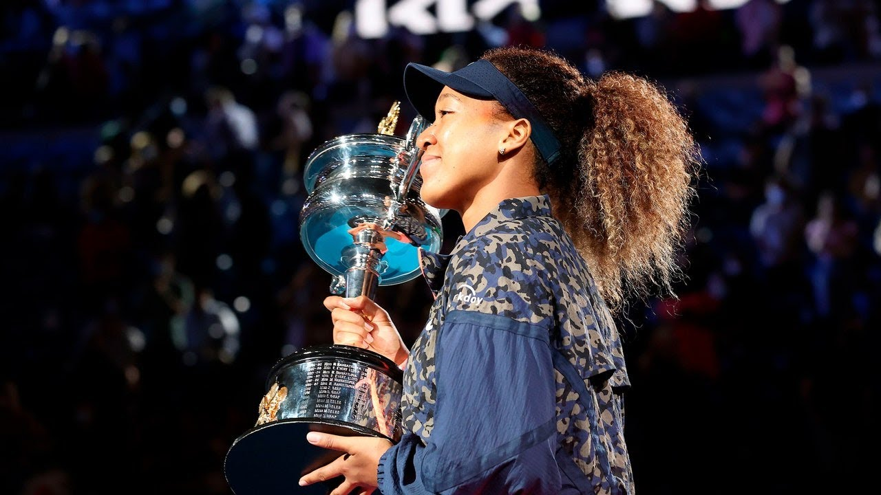 Naomi Osaka, the Most Thrilling Athlete of Her Generation, Wins the ...
