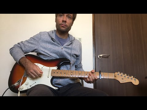 """""""Joy to the World"""" Jeremy Riddle - Lead Guitar Tutorial"""