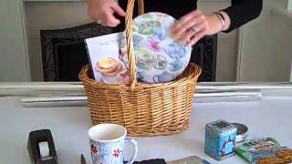 Gift Baskets and Supplies for Beginners - Part 1 of 3