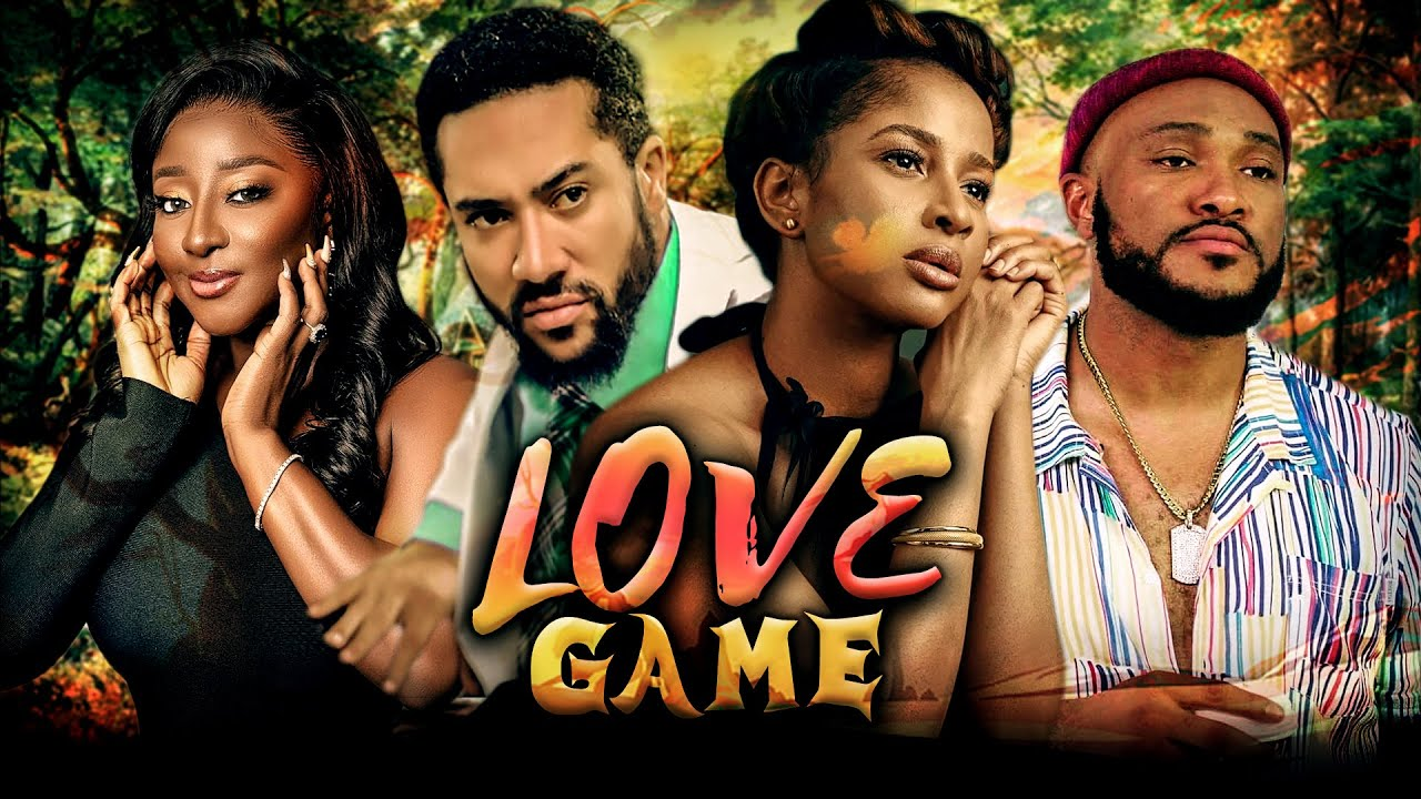 Download LOVE GAME (Trending Movie) Adesua Etomi/Majid/Ini Edo/Jekwu 2021 Trending Nigerian Nollywood Movie