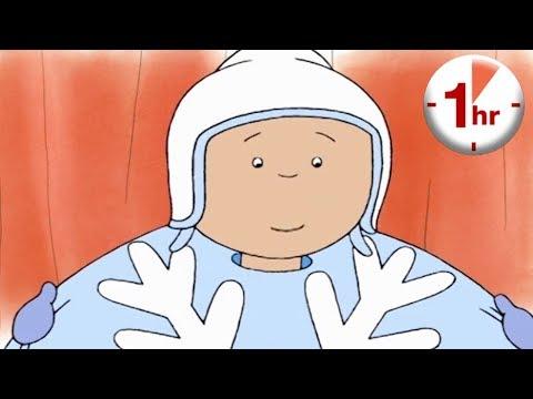 ★★ Caillou Full Episodes HD   Caillou Christmas 🎅 FULL DVD   Official ✔ Caillou Full Episodes HD ★