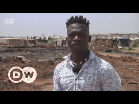 African migrants set course for Spain from Morocco | DW English