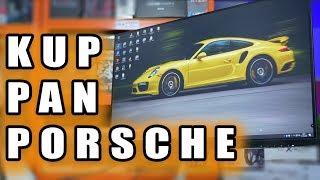 Porsche na biurku czyli AOC Porsche Design Q27T1 - test monitora