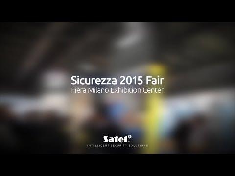 Sicurezza 2015 Fair - Fiera Milano Exhibition Center