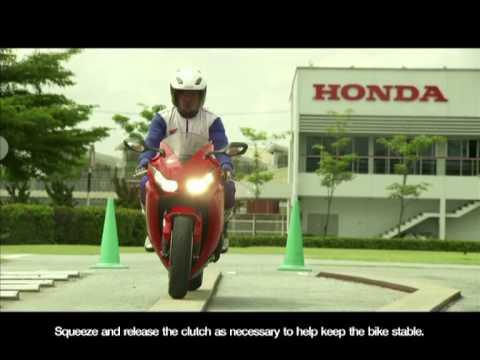 Honda BigWing BigBike Safety Riding ตอนที่ 3