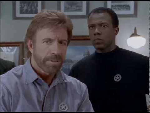 Walker Texas Ranger: Cyclone in 5 minutes