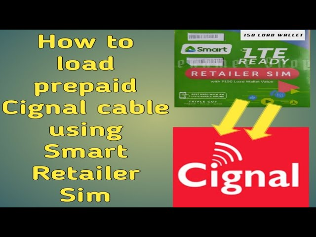 How To Get Cignal Account Number Without Smart Card