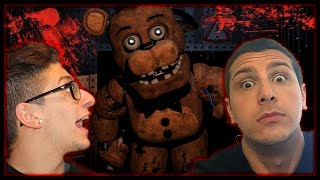 JUMP SCARED CON ST3PNY -  FIVE NIGHTS AT FREDDY