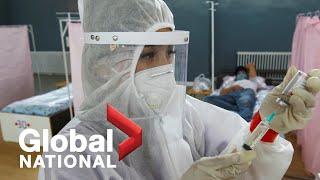 Coronavirus: Worldwide COVID-19 case toll quickly nearing 14 million