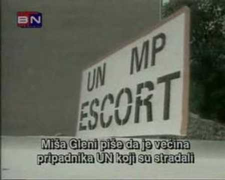 The big LIE about the War in Bosnia  -  Media TV War  Part 1