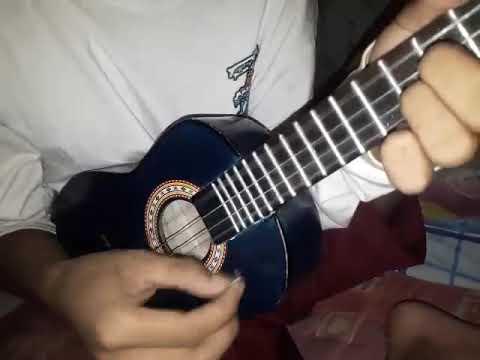 Luvia jangan menangis untuk ku versi ukulele