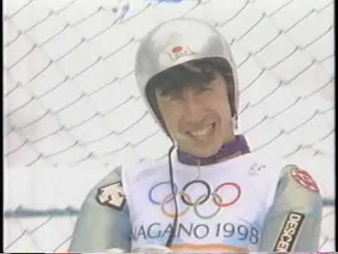 1998年長野オリンピック】スキー...