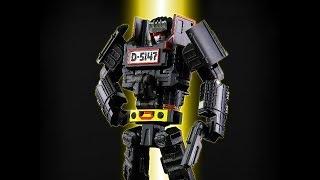 TOYSTV S10 E8「爆玩具」Action Toys Machine Robo MR-10 STEAM ROBO Unbox