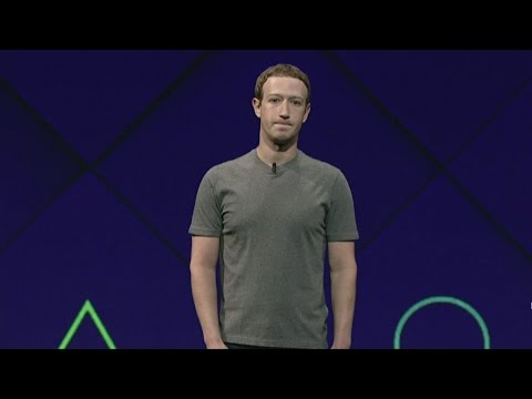 Mark Zuckerberg speaks out on Facebook Live killing