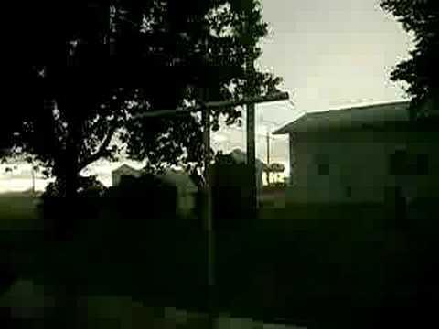 Hordville Nebraska Windstorm July 2008